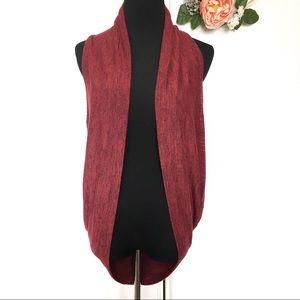 F21 | Lightweight Red Vest